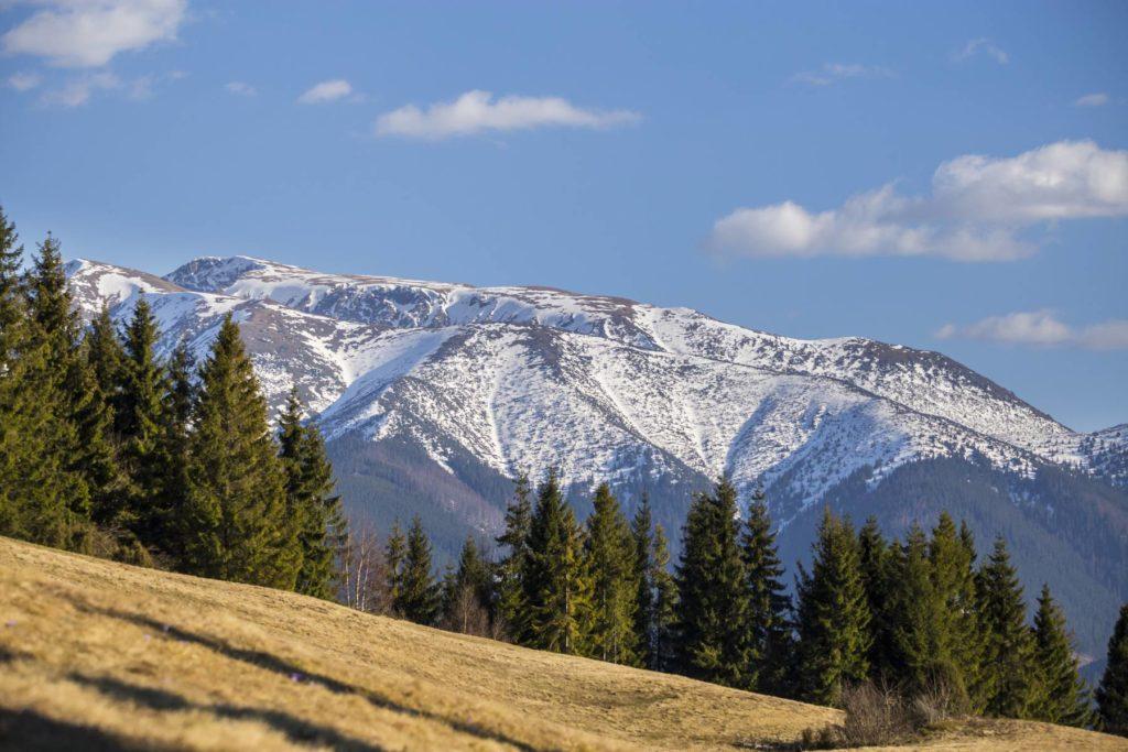 Západne Tatry. Fotograf Branislav Bruder