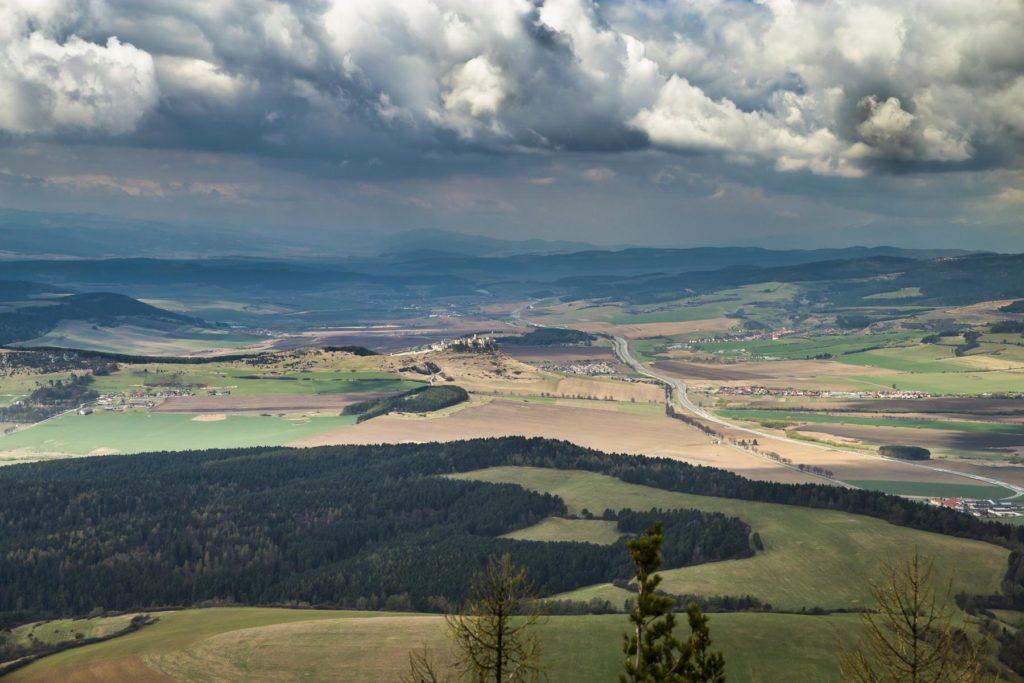 Spišský hrad fotograf Branislav Bruder