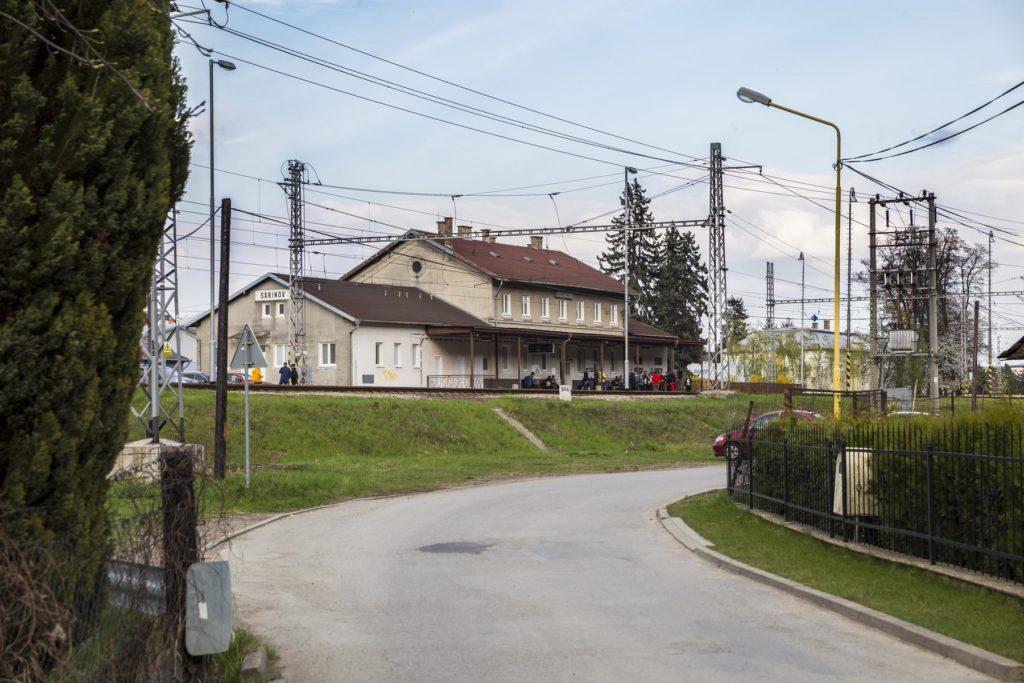 Vlaková stanica Sabinov