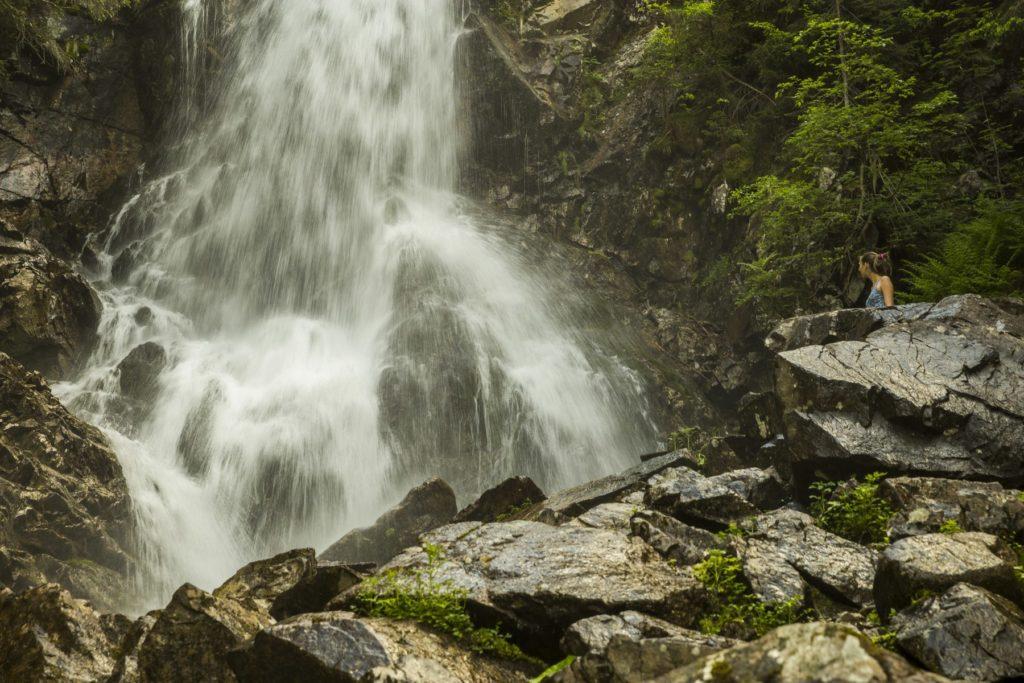 Roháčsky vodopád. Branislav Bruder Fotograf