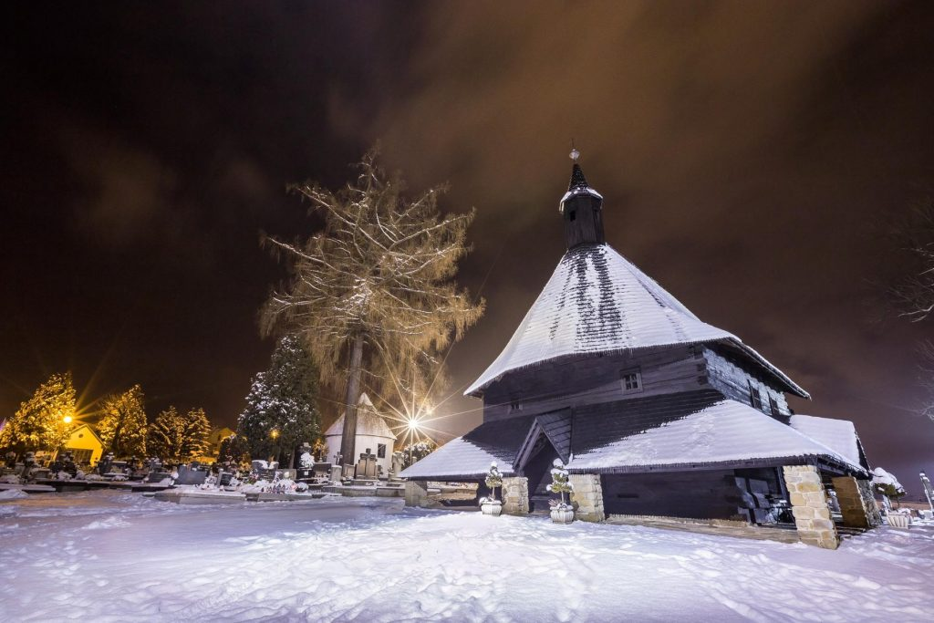 Drevený gotický kostol Všetkých svätých Tvrdošín, Branislav Bruder