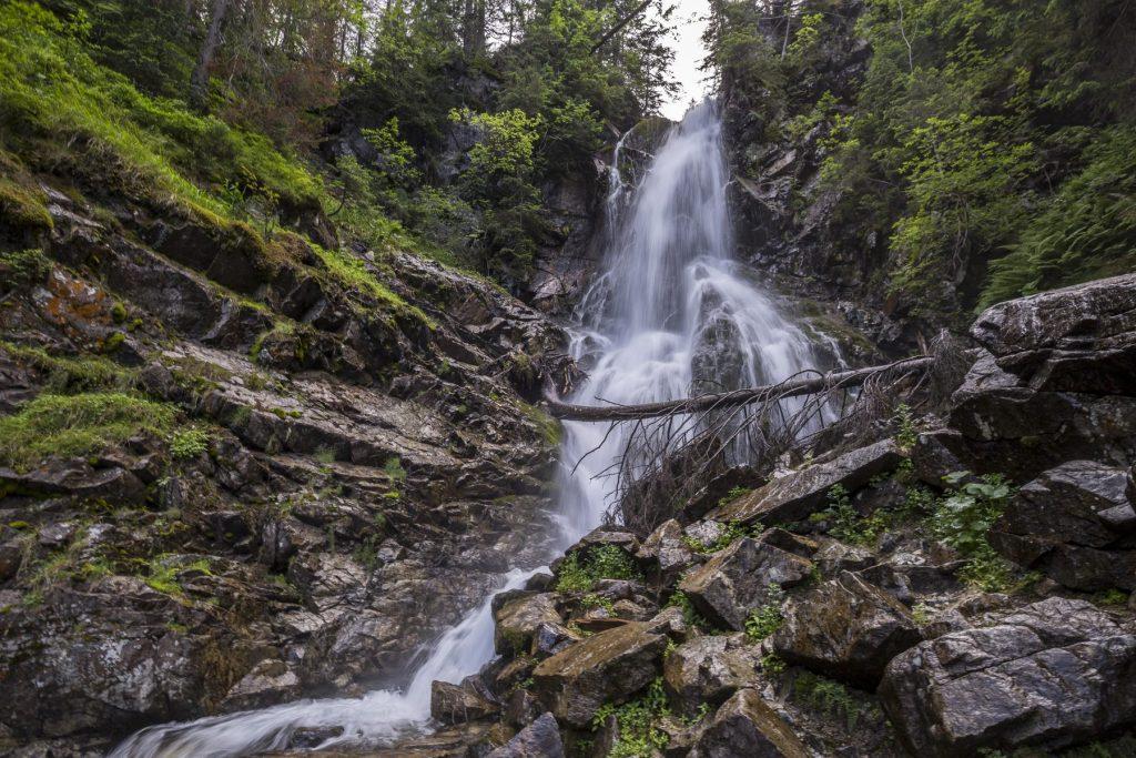 Roháčsky vodopád, Branislav Bruder, fotograf