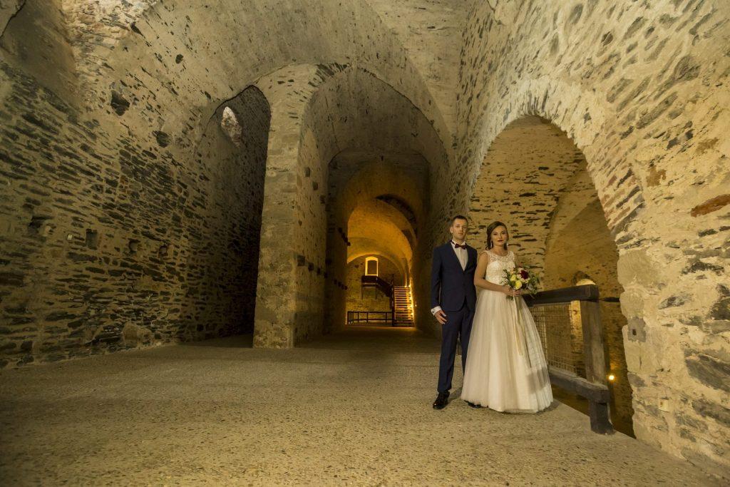 Pivničné priestory v Červenom zámku, svadobny fotograf, Branislav Bruder